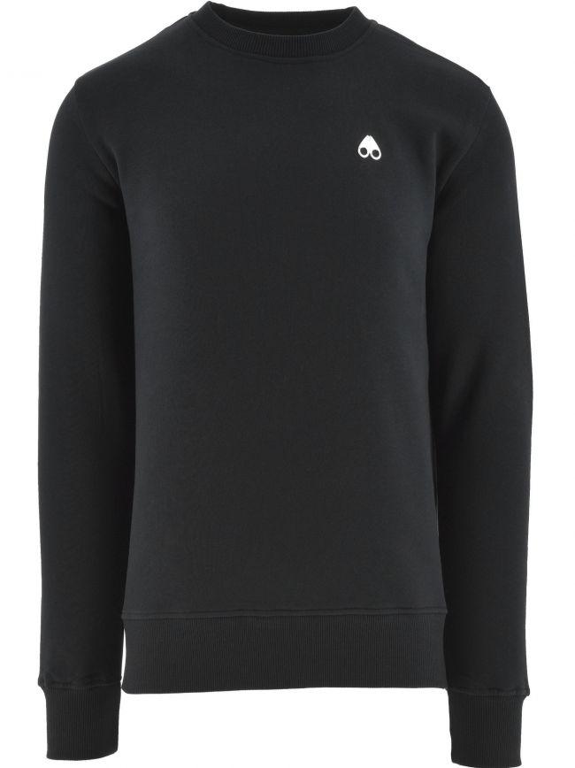 Black Robinson Sweatshirt