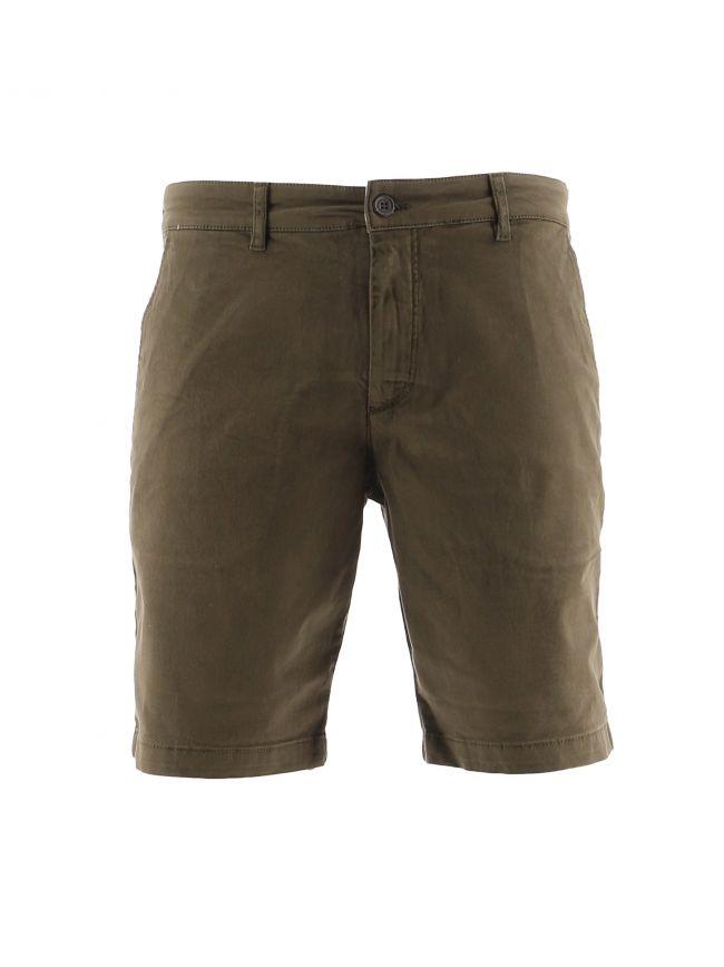 Green Chino Short