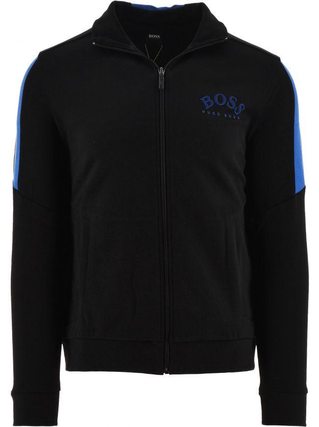 Black Skaz Zip Sweatshirt