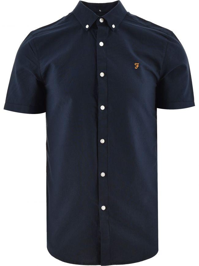 Navy Brewer Shirt