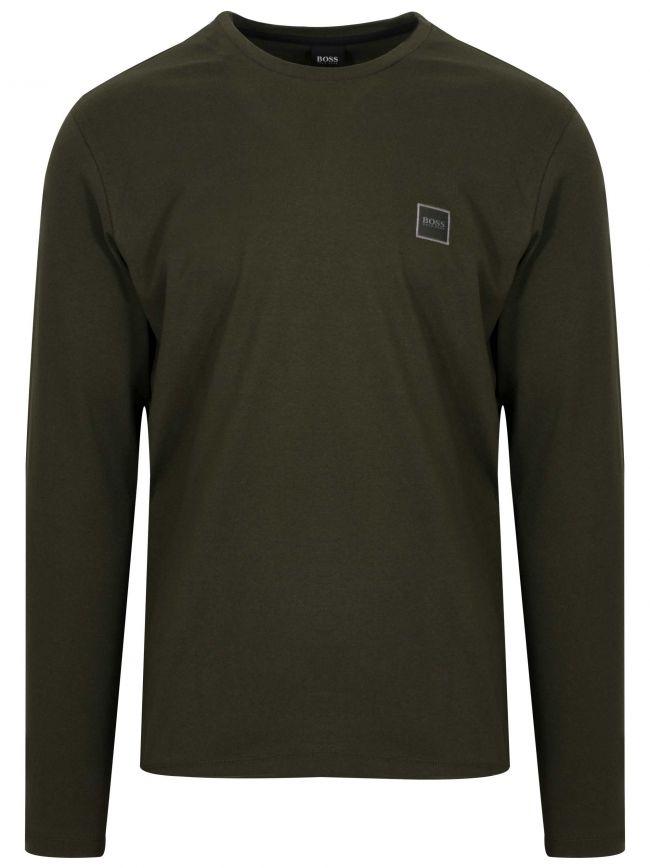 Khaki Tacks Long Sleeve T-Shirt