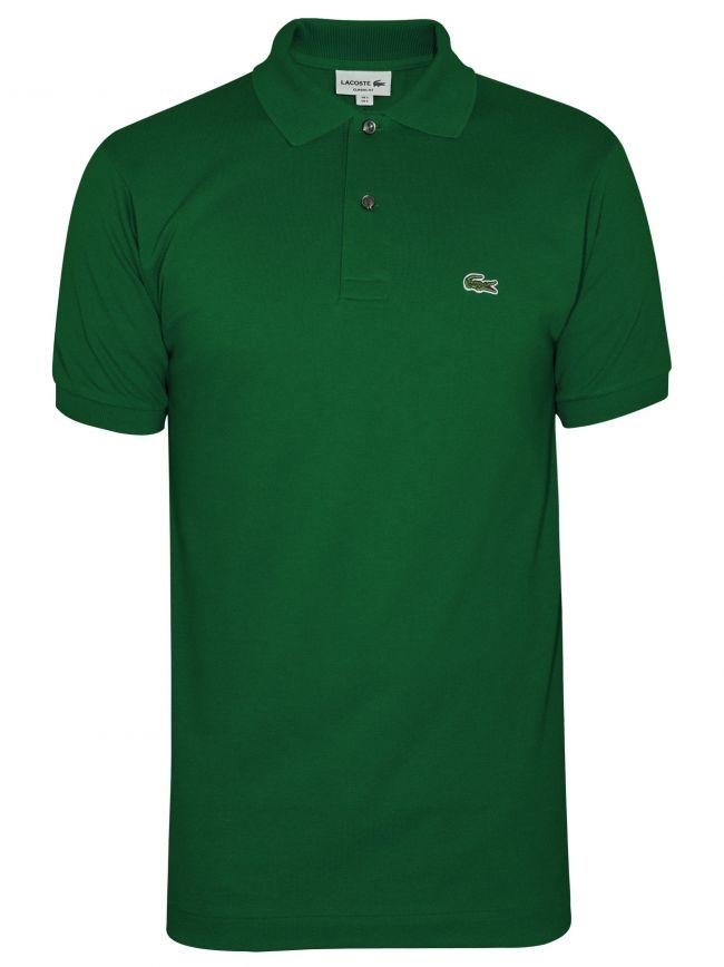 L1212 Vert Green Polo Shirt