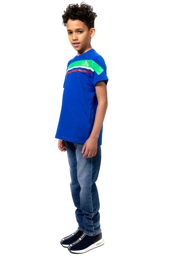 Royal Blue Mexico World Cup T-Shirt