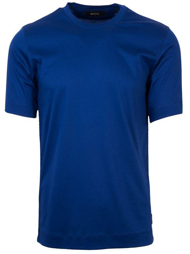 Royal Blue Plain T-Shirt