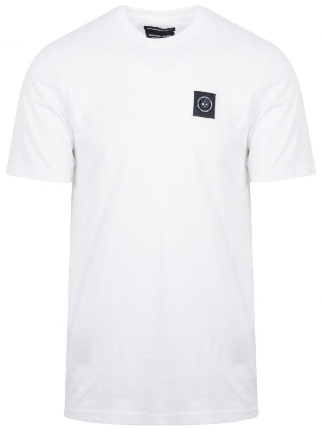 White Short Sleeve Siren T-Shirt