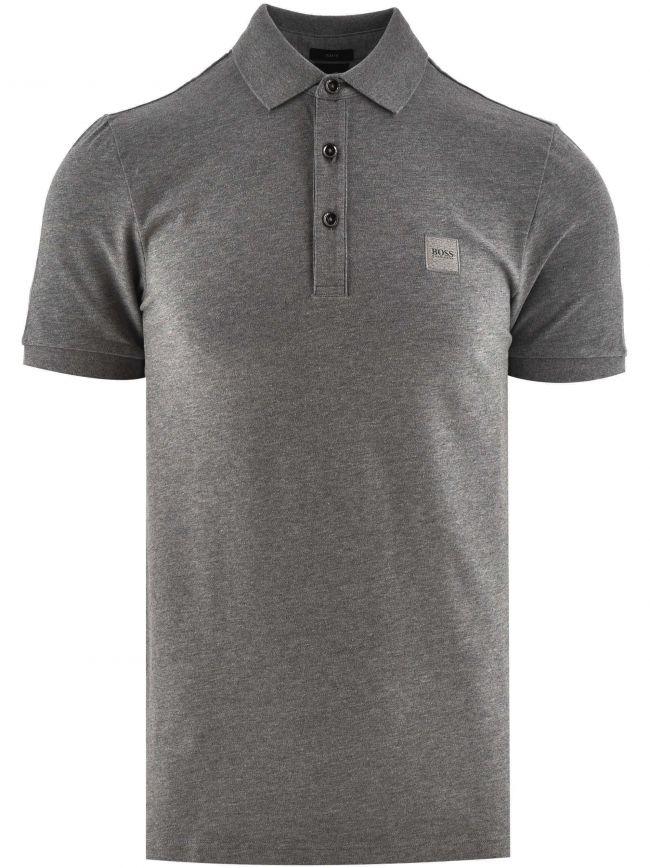 Grey Passenger Polo Shirt