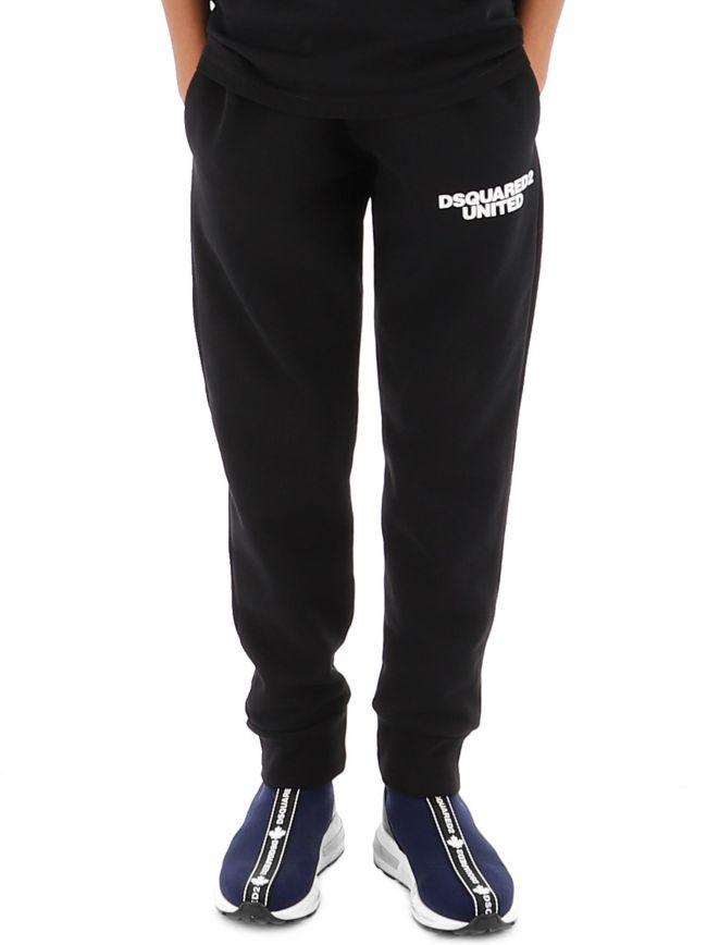 Black United Jogging Pant