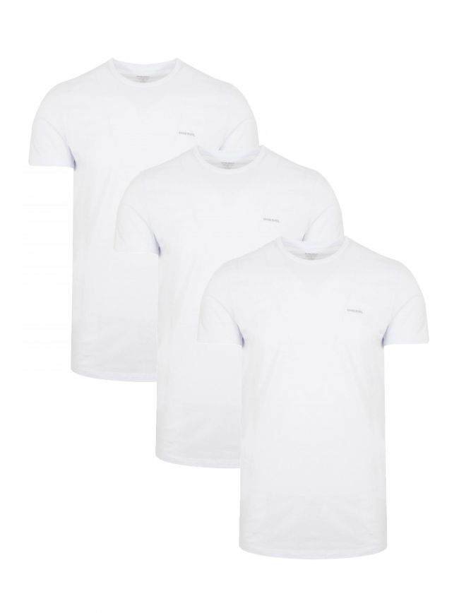 White 3-Pack T-Shirt