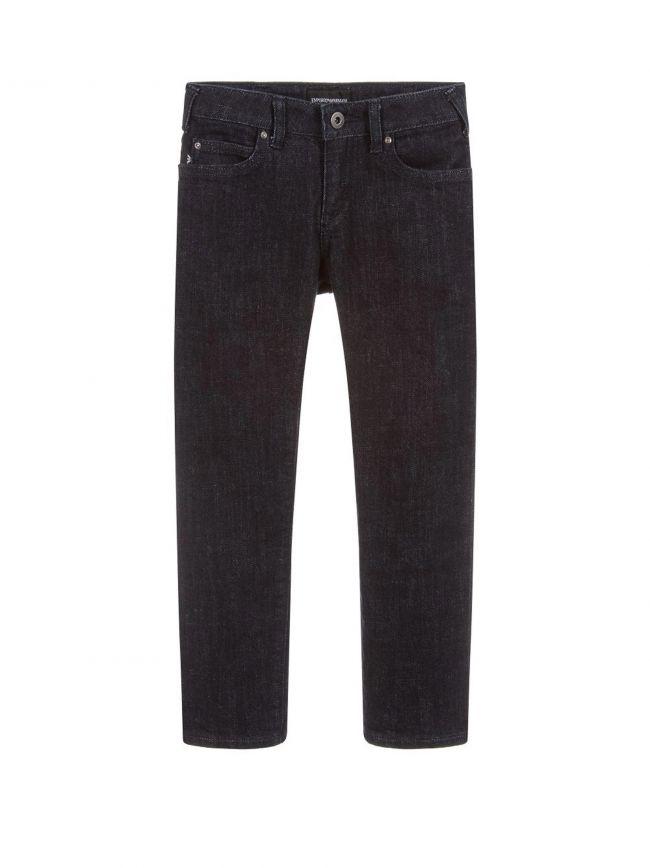 Dark Blue Denim Jean