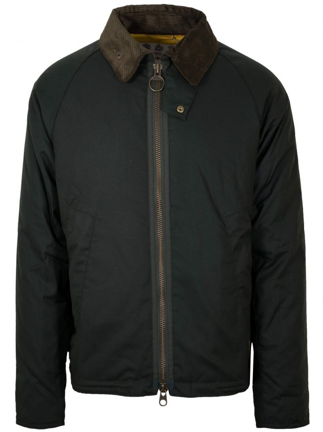 Munro Sage Waxed Jacket