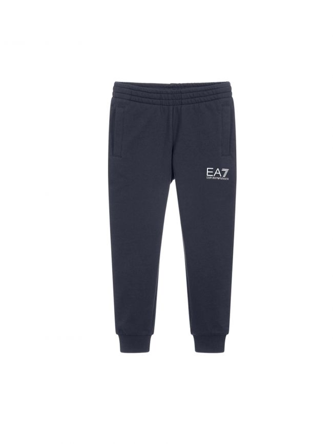 Navy Tapered Jog Pant