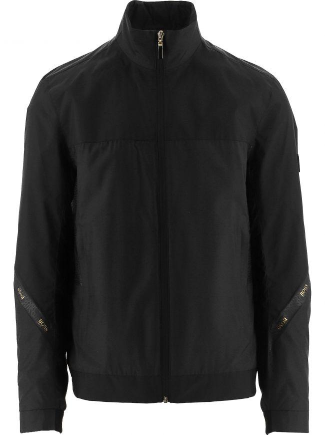 Black J Zircon Jacket