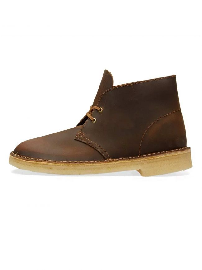 Beeswax Desert Boot