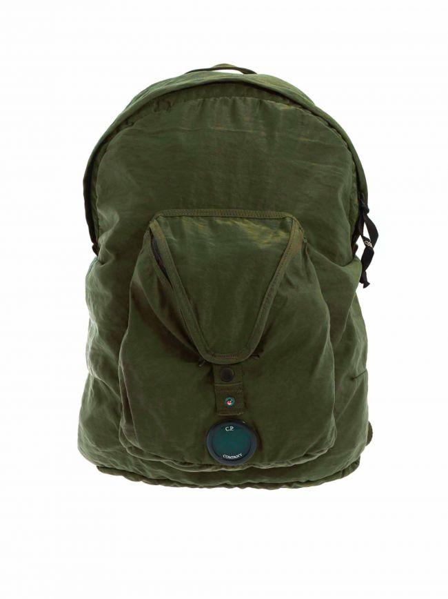 Khaki Lens Back Pack