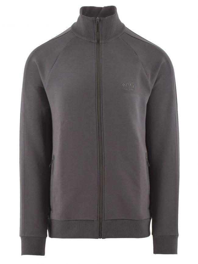 Grey Skarley Track Jacket