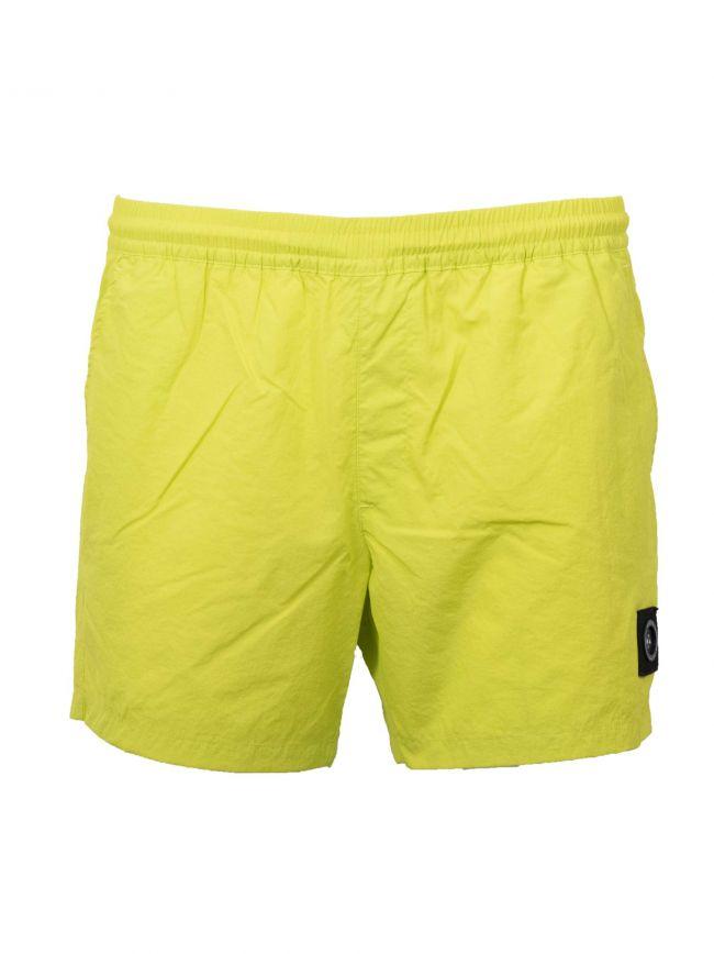 Lime Green Micro Swim Short