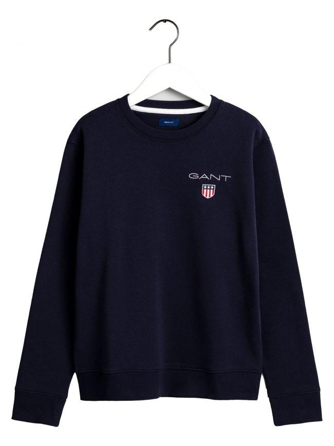 Blue Shield Logo Sweatshirt