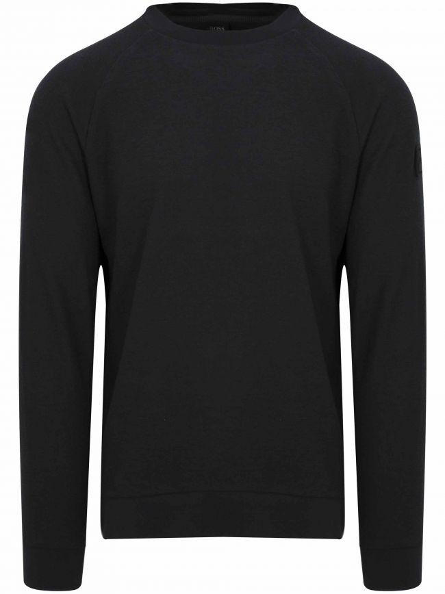 Black Waldo Sweatshirt