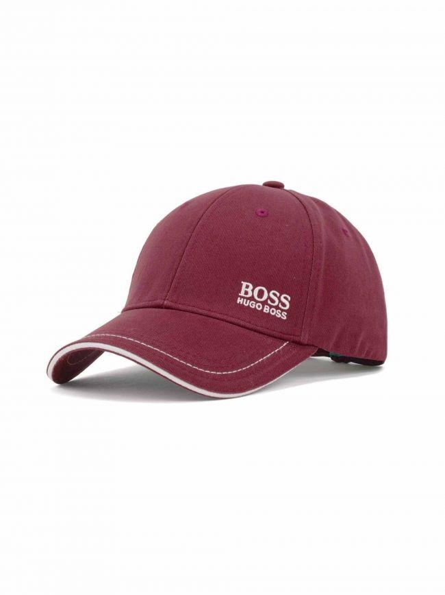 Burgundy CAP1 Head Cap