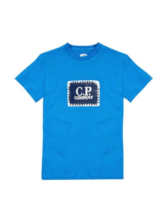 Blue Patch T-Shirt