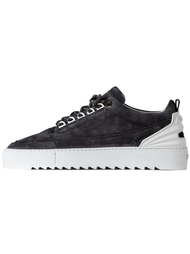 Grey Firenze Suede Sneaker
