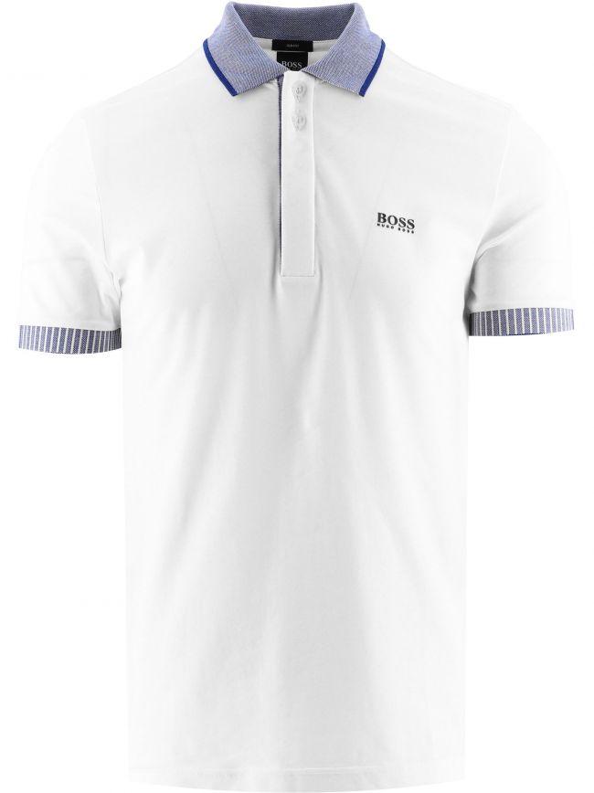 White Paule 2 Polo Shirt