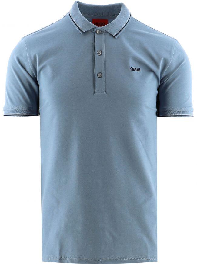 Blue Dinoso 212 Polo Shirt
