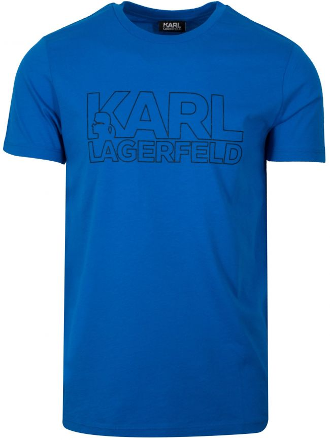 Royal Blue Logo T-Shirt