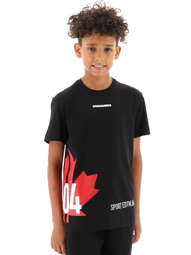 Black Edtn 04 Flag T-Shirt