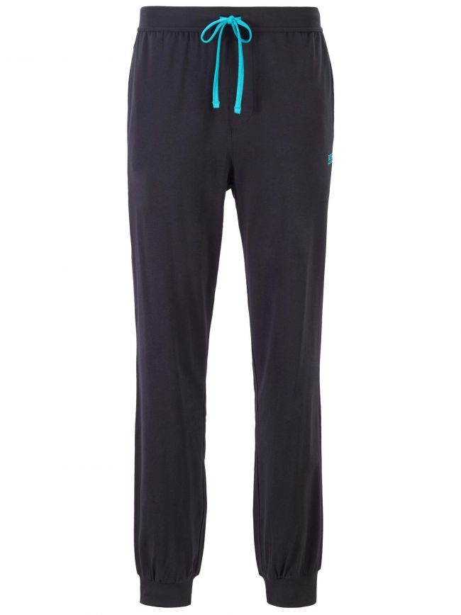 Black Mix & Match Tracksuit Pant
