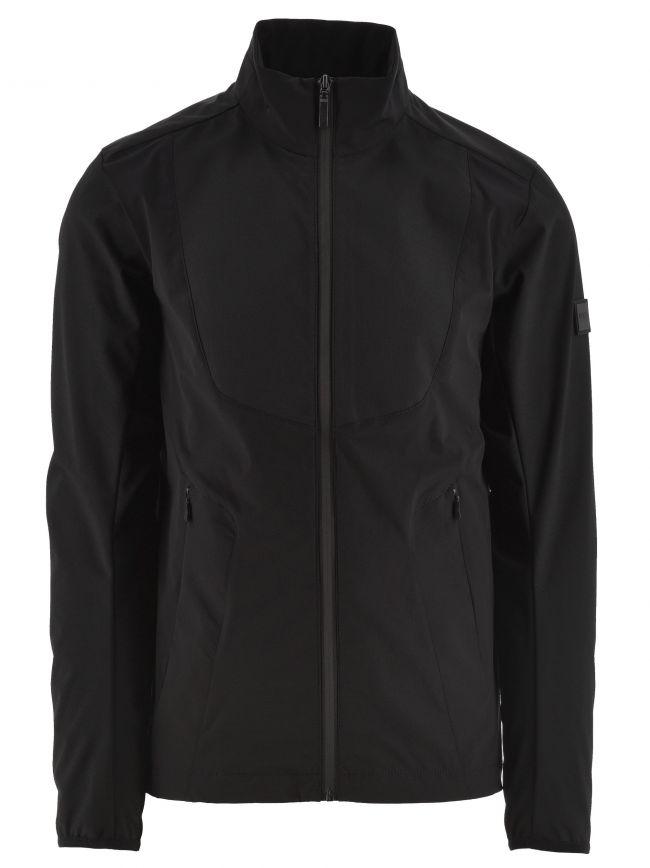 Black J_Manoro Zip Jacket
