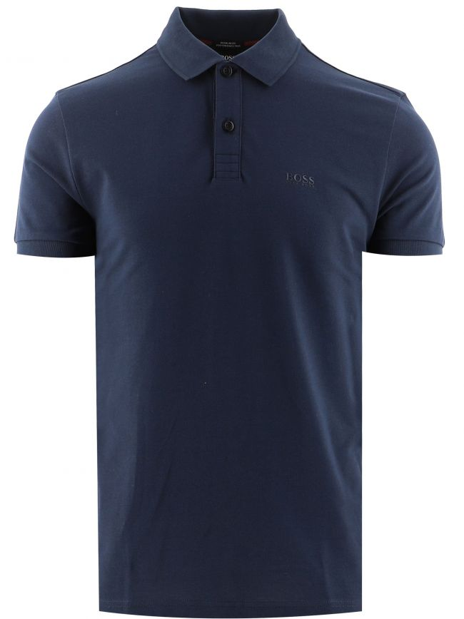 Navy Piro Polo Shirt
