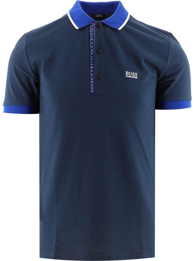 Blue Paule 4 Polo Shirt