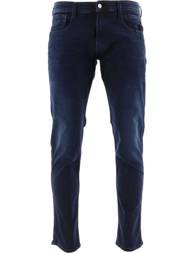 Navy Anbass Slim Fit Jean