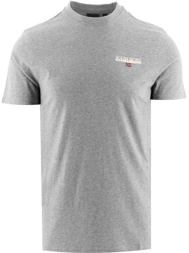 Grey Short Sleeve Ice T-Shirt