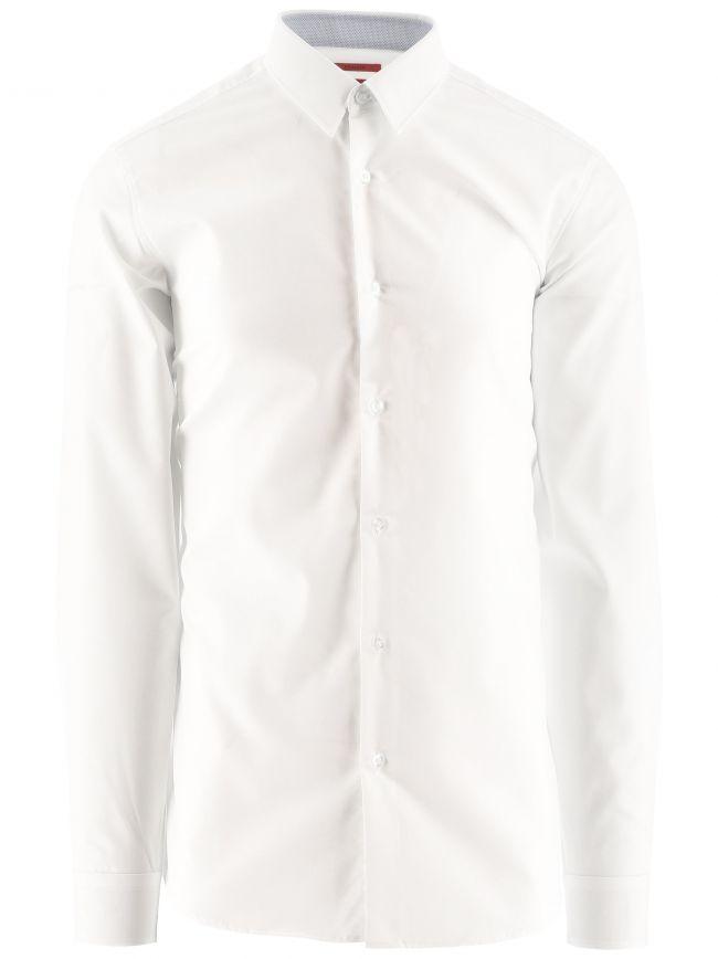 Open White Vidal Shirt