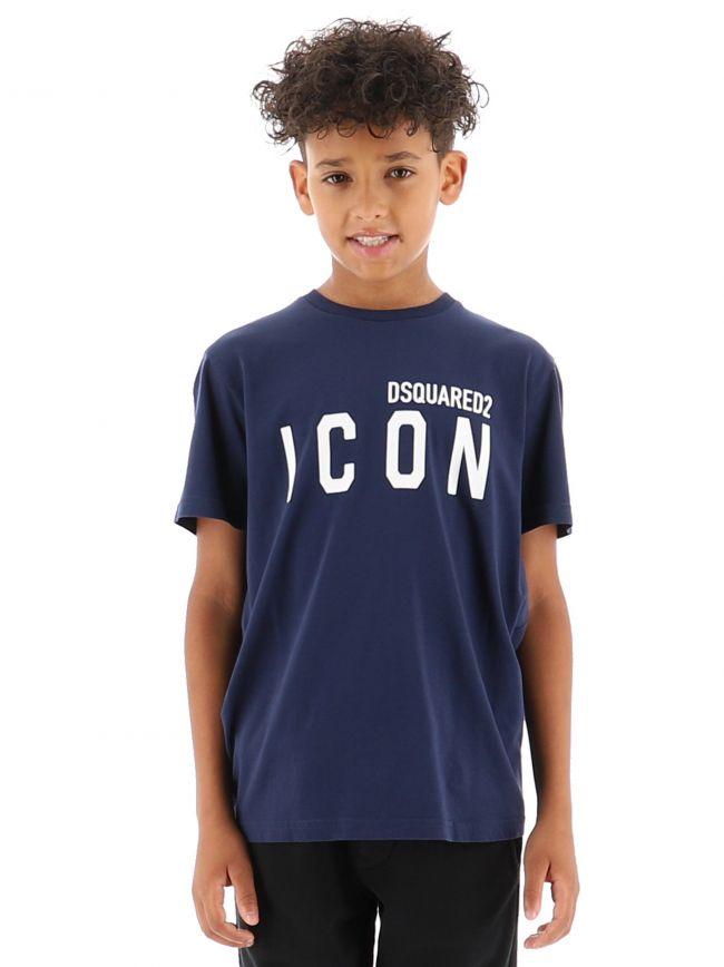 Navy Icon T-Shirt