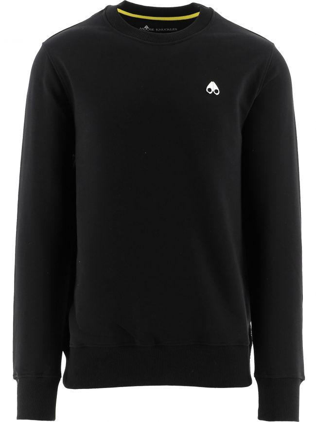 Black Greyfield Sweatshirt