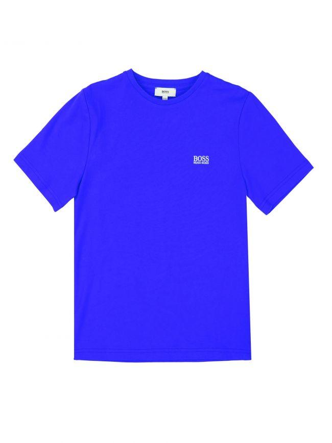 Royal Blue Short Sleeve T-Shirt