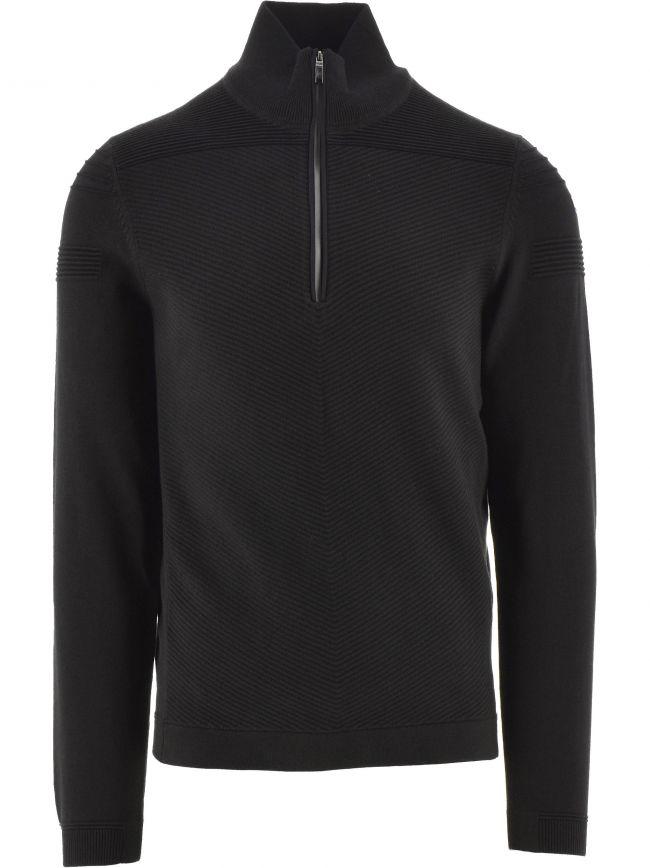 Black Zomin Sweater