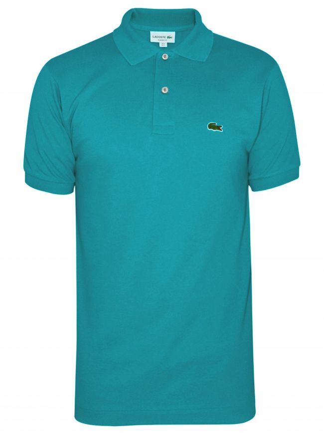 Classic L1212 Turquoise Polo Shirt