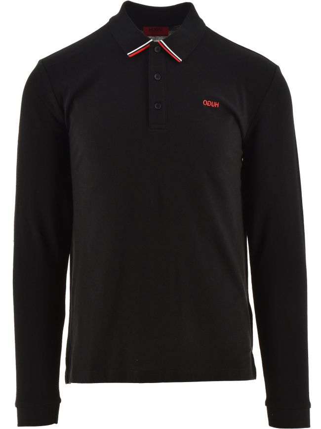 Black Donol 211 Polo Shirt