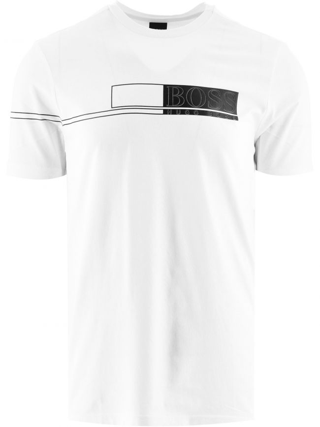 White Tee 1 T-Shirt