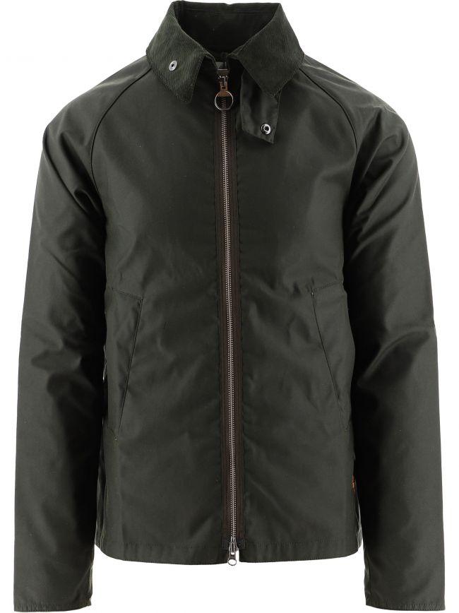 Sage Munro Wax Jacket