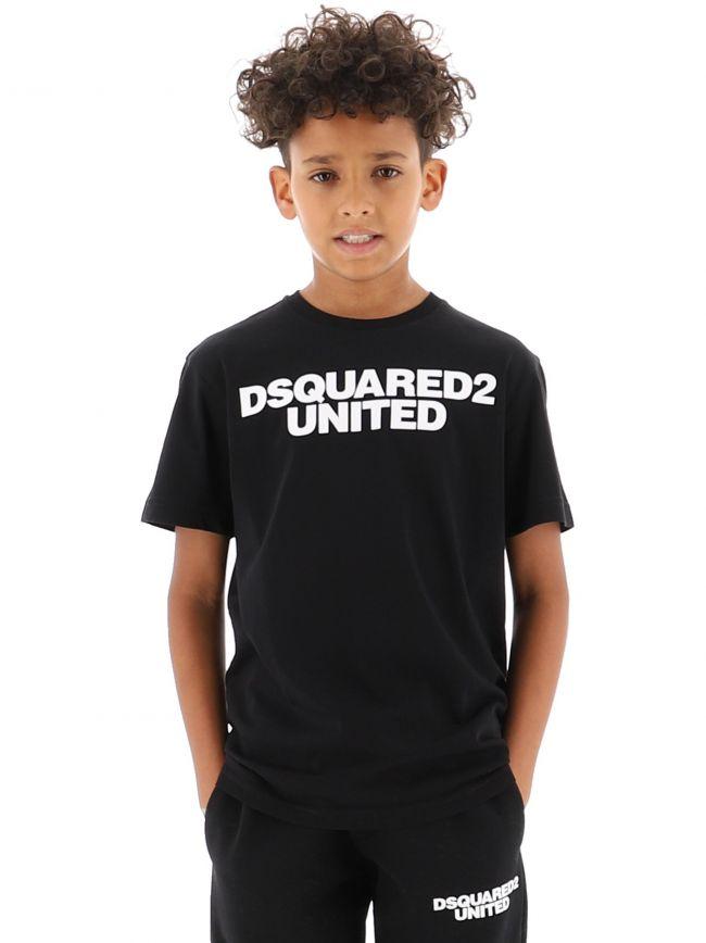 Black United T-Shirt
