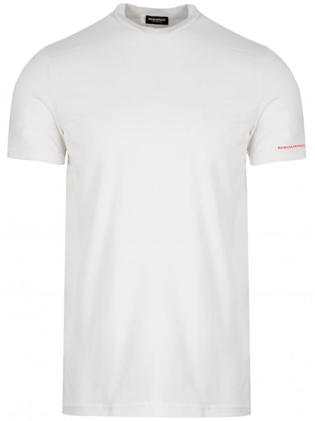 White Marl T-Shirt