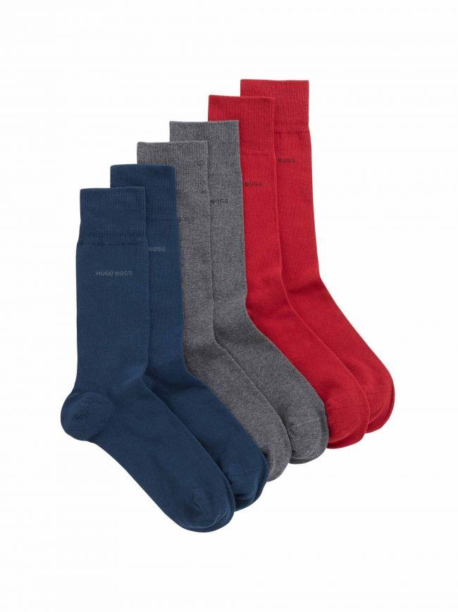 Mix 3-Pack Sock