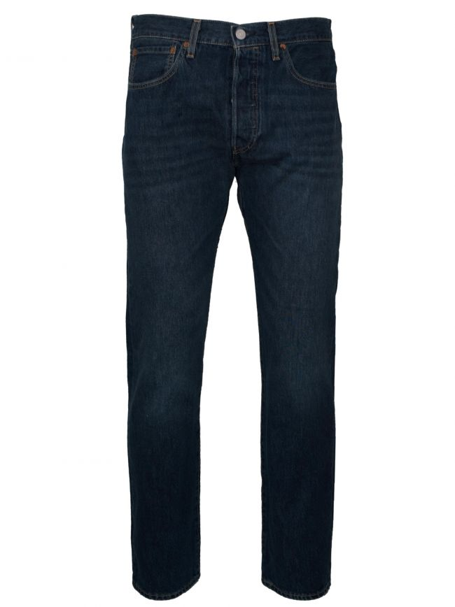 501 'Dark Hour' Straight Leg Jean