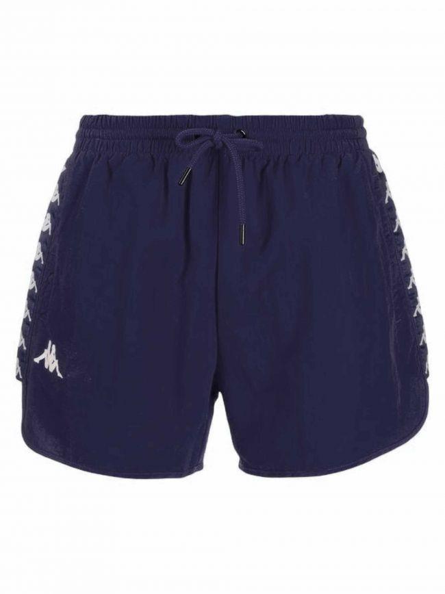 Navy Banda Cali Shorts