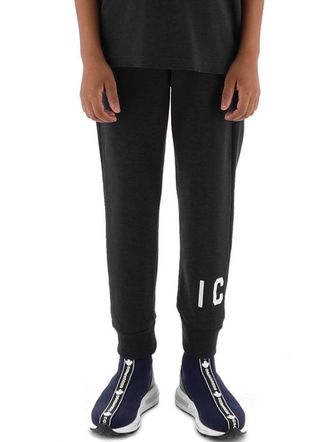 Black Icon Jogging Pant